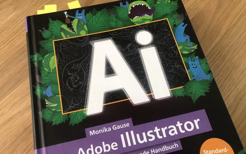 Buch Adobe Illustrator